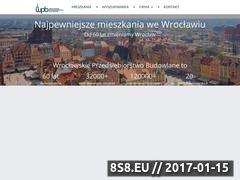 Miniaturka domeny www.wpb.wroc.pl