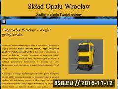 Miniaturka domeny wroclaw-ekogroszek.pl