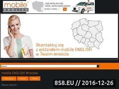 Miniaturka domeny wroclaw.angielskizdojazdem.pl