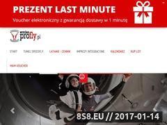 Miniaturka wroclaw.profly.pl (Speedfly)