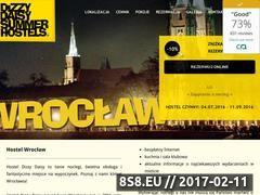 Miniaturka domeny www.wroclawhostel.pl