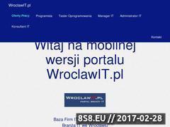 Miniaturka domeny www.wroclawit.pl