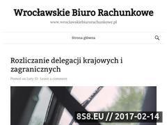Miniaturka Blog o rachunkowości (wroclawskiebiurorachunkowe.pl)