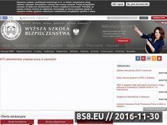 Miniaturka domeny www.wsb.net.pl