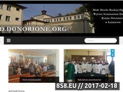 Miniaturka domeny wsd.donorione.org