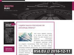 Miniaturka domeny www.wsotih.edu.pl