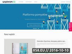 Miniaturka domeny www.wspieram.to