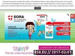 Miniaturka domeny www.wszawica-sora.pl