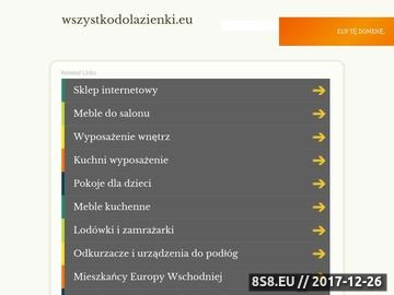 Zrzut strony Wyposażenie łazienki - WszystkoDoLazienki.EU