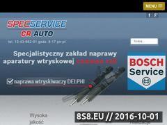 Miniaturka domeny wtryskiwaczecr.pl