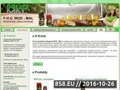 Miniaturka domeny www.wudmal.pl