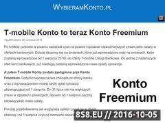 Miniaturka domeny wybieramkonto.pl