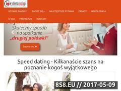 Miniaturka www.wybierzsingla.pl (Szybkie Randki w Twoim mieście)