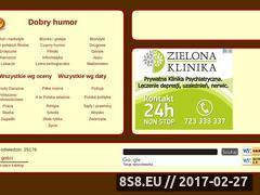Miniaturka domeny www.wybornyhumor.pl