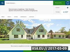 Miniaturka www.wycenakielce.eu (Wycena nieruchomości, świadectwa energetyczne)
