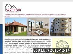Miniaturka domeny www.wycenix.info