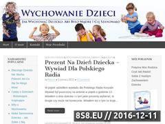 Miniaturka domeny wychowajdzieci.pl