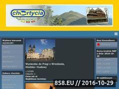 Miniaturka domeny www.wycieczki-praga.eu