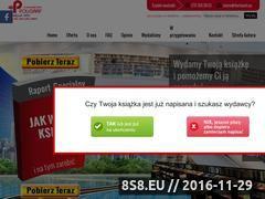 Miniaturka domeny wydawnictwopoligraf.pl