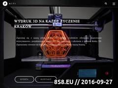 Miniaturka domeny wydruk3d-krakow.pl