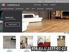 Miniaturka www.wykladzina.pl (Wykładziny - sklep internetowy)