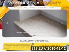 Miniaturka domeny wykonczeniaremonty.pl