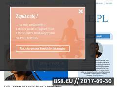 Miniaturka domeny wylecztraume.pl