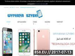 Miniaturka domeny wymianaszybki.pl