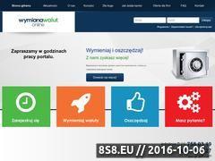 Miniaturka domeny wymianawalut-online.pl