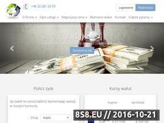 Miniaturka domeny www.wymieniajtaniej.pl