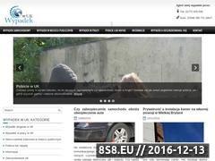 Miniaturka domeny wypadekwuk.com