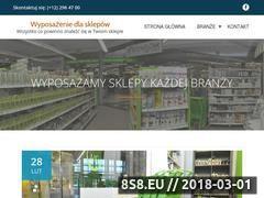 Miniaturka domeny wyposazeniedlasklepow.pl