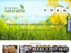 Miniaturka wyrobynaturalne.com (Produkty stworzone z naturalnych składników)