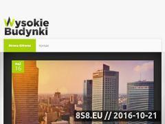 Miniaturka domeny wysokie-budynki.pl