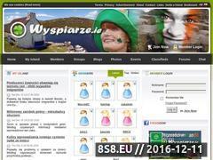 Miniaturka domeny www.wyspiarze.ie