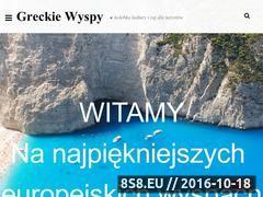 Miniaturka Opisy najpiękniejszych greckich wysp na wakacje (wyspygreckie.info.pl)