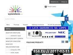 Miniaturka domeny wyswietlanie.com.pl