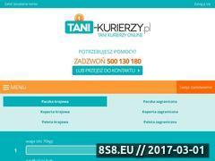 Miniaturka domeny www.wysylkakurierska.pl