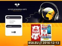 Miniaturka domeny wyszukiwarkamp3.y0.pl