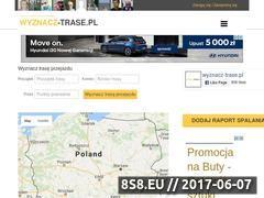 Miniaturka wyznacz-trase.pl (Mapa Europy)