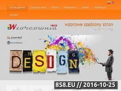 Miniaturka domeny www.wzorcownia.tm.pl