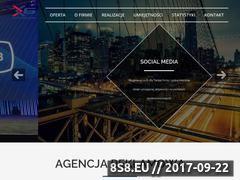 Miniaturka x-6.pl (Strony internetowe, pozycjonowanie oraz reklama)