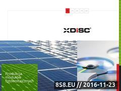 Miniaturka domeny x-disc.pl