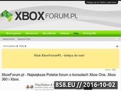 Miniaturka domeny xbox-one.pl