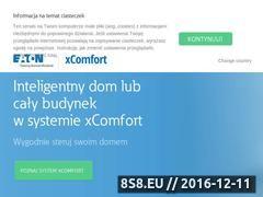 Miniaturka domeny www.xcomfort.pl