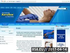 Miniaturka domeny www.xerosox.pl