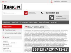 Miniaturka xhak.pl (Haki holownicze)