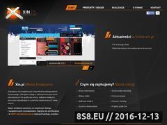 Miniaturka domeny xin.pl