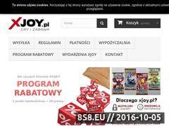 Miniaturka xjoy.pl (Gry planszowe i gry karciane - Xjoy.pl)