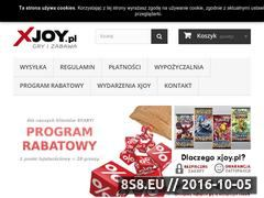 Miniaturka domeny xjoy.pl